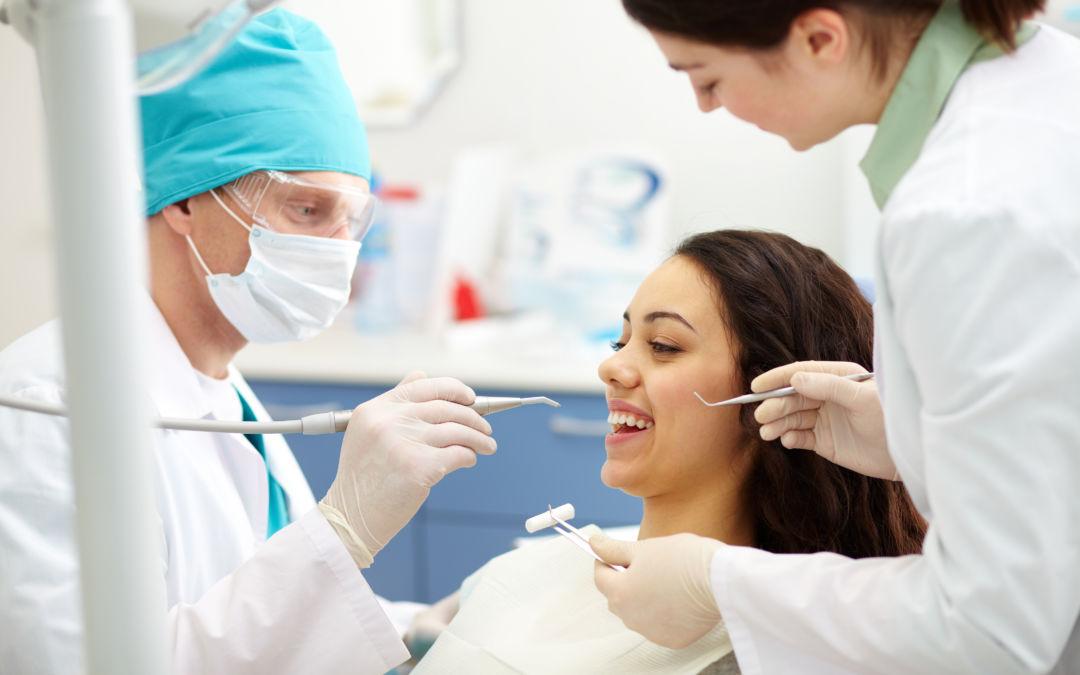 Ciężkie życie na stażu dentystycznym